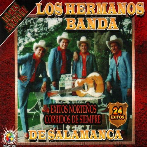 Exitos Nortenos Corridos de Siempre by Los Hermanos Banda De Salamanca