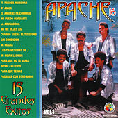15 Grandes Exitos, Vol. 1 by Apache 16