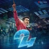 24 (Telugu) (Original Motion Picture Soundtrack) by Various Artists