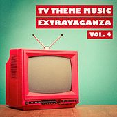 TV Theme Music Extravaganza, Vol. 4 by TV Theme Band