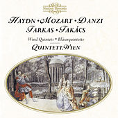 Haydn, Mozart, Danzi, Farkas & Takács: Wind Quintets by Quintett.Wien