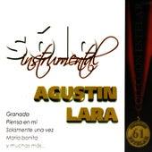 Sólo Instrumental by Agustín Lara