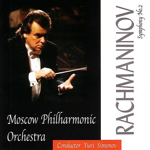 Russian Music Society presents:Rachmaninov: Symphony No.2, Moscow Philharmonic Orchestra by Yuri Simonov
