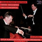 Haydn & Boccherini: Cello Concertos by Erling Blöndal Bengtsson