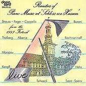 Rarities of Piano Music 1993: Live Recordings from the Husum Festival by Various Artists