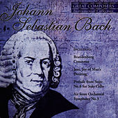 Great Composers Collection: Johann Sebastian Bach by The London Fox Orchestra