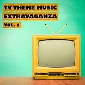 TV Theme Music Extravaganza, Vol. 1 by TV Theme Band