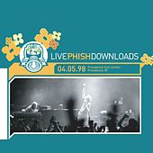 LivePhish 04/05/98 by Phish