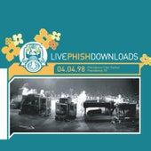 LivePhish 04/04/98 by Phish