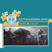 LivePhish 04/03/98 by Phish