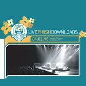 LivePhish 04/02/98 by Phish