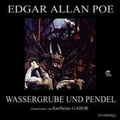 Wassergrube und Pendel (Erzählung) by Edgar Allan Poe