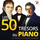 Les 50 Trésors du Piano - Les Trésors de la Musique Classique von Various Artists