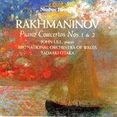 Rachmaninov: Piano Concertos Nos. 1 & 2 by John Lill