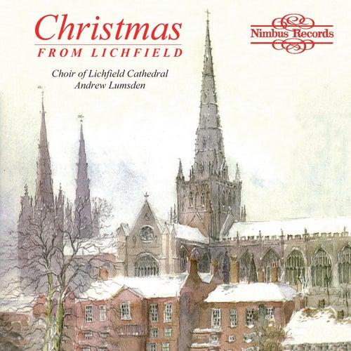 Christmas from Lichfield by Robert Sharpe