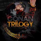 Trilogy of the Energy God by Conan