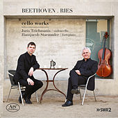 Beethoven & Ries: Cello Works by Juris Teichmanis