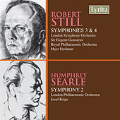 Still: Symphonies Nos. 3 & 4 - Searle: Symphony No. 2 by Various Artists