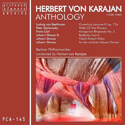 Herbert Von Karajan Anthology by Berliner Philharmoniker