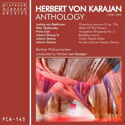 Herbert Von Karajan Anthology von Berliner Philharmoniker