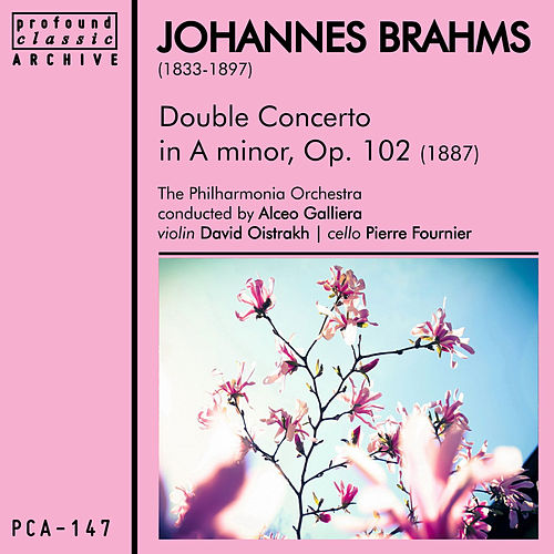 Double Concerto by Philharmonia Orchestra