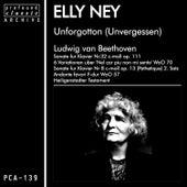 Elly Ney - Unforgotton (Unvergessen) by Elly Ney