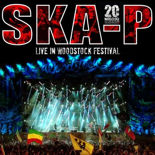 Live In Woodstock Festival von Ska-P
