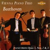 Beethoven: Piano Trios Opus 1, Nos. 2 & 3 by Vienna Piano Trio
