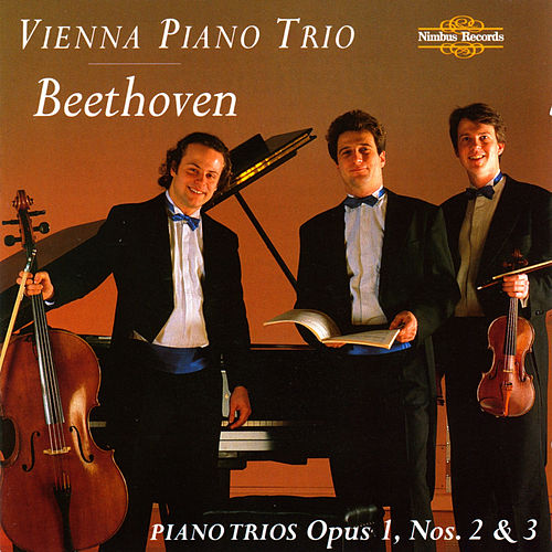 Beethoven: Piano Trios Opus 1, Nos. 2 & 3 by Vienna Piano Trio