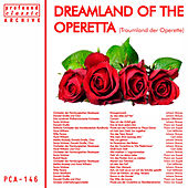 Dreamland of the Operette by Various Artists