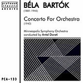 Concerto for Orchestra by Minneapolis Symphony Orchestra