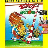 Asterix in Britain (Pino Van Lamsweerde's Original Motion Picture Soundtrack) by Various Artists