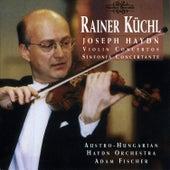Haydn: Violin Concertos by Rainer Küchl