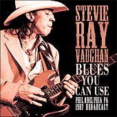 Blues You Can Use (Live) von Stevie Ray Vaughan