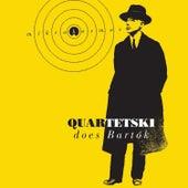 Mikrokosmos Sz 107 by Quartetski