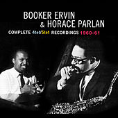 Complete Quartet & Quintet Recordings 1960-61 by Horace Parlan