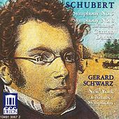 SCHUBERT, F.: Symphonies Nos. 5 and 8 / 6 Deutsche (New York Chamber Symphony, Schwarz) by Various Artists