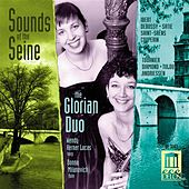DIAMOND, D.: Concert Piece / TOURNIER, M.: 2 Preludes romantiques / SAINT-SAENS, C.: Fantaisie in A major (Sounds of the Seine) (Glorian Duo) by Glorian Duo