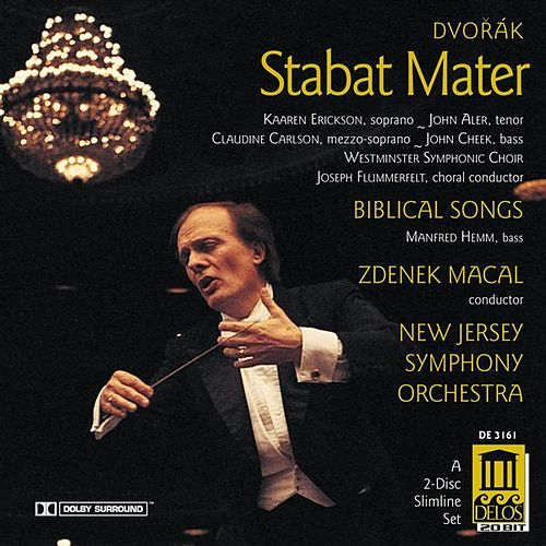 DVORAK, A.: Stabat Mater / 10 Biblical Songs (Macal) by Various Artists