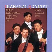 RAVEL, M.: String Quartet in F major / BRIDGE, F.: String Quartet,