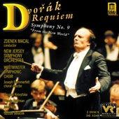 DVORAK, A.: Requiem / Symphony No. 9,