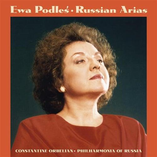 PODLES, Ewa: Russian Arias by Ewa Podles
