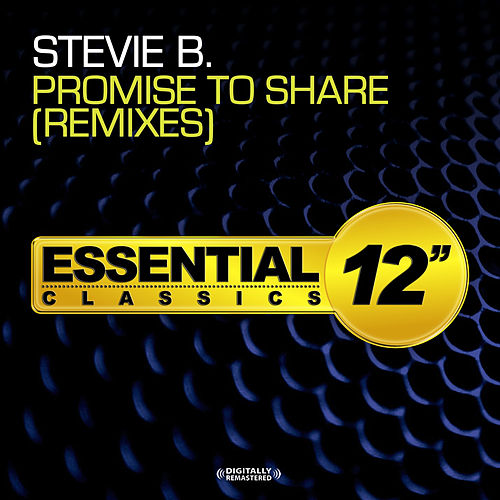 Promise to Share - Remixes by Stevie B
