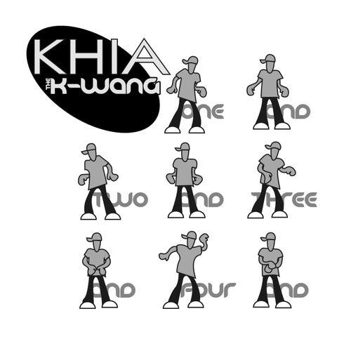 The K-Wang - Radio Remixes by Khia