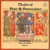 Medieval Flute and Percussions, Vol. 3 (Middle Ages Background) by Various Artists