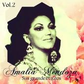 Amalia Mendoza - Sus Grandes Éxitos, Vol. 2 by Amalia Mendoza