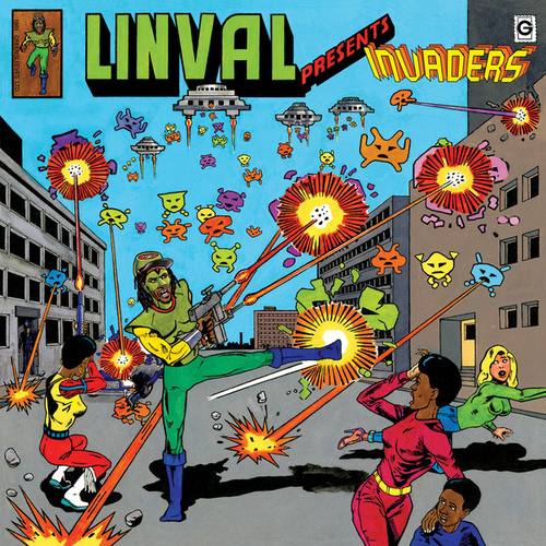 Linval Presents Space Invaders by Linval Thompson