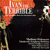 Prokofiev: Ivan the Terrible by Various Artists
