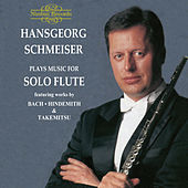 Music for Solo Flute by Hansgeorg Schmeiser