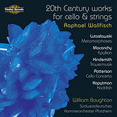 20th Century Works for Cello and Strings by Raphael Wallfisch